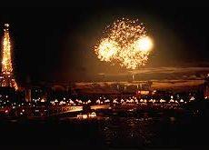 Feu d'Artifice Paris, Voeux nouvelle année
